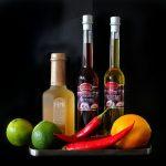 Paprika, Olicenöl, Chilis,