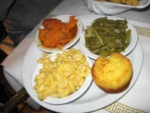 Yams,_Green_Beans,_Mac_and_Cheese_and_Cornbread