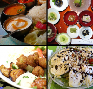 Assemblage_vegetarian
