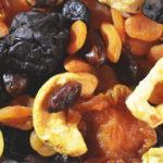 Dörrobst, Trockenfrüchte, Energielieferant, Fructose