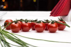 cherry-tomaten, Rispentomaten,